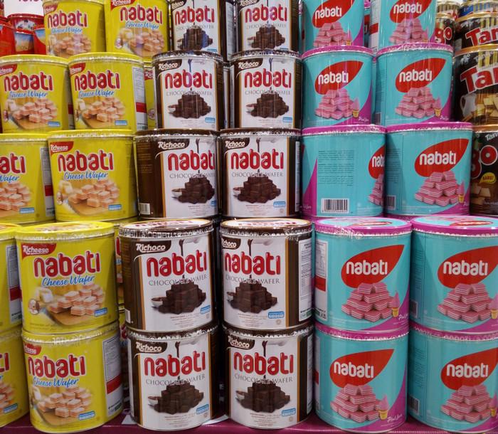 Jual Richeese Nabati Keju Coklat Pink Lava Cheese Kota Tangerang Selatan Kokikita Tokopedia