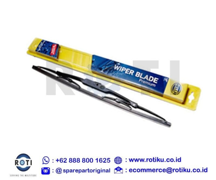 harga Hella 9xw 177 935-141 wiper premium blade mobil for universal [14  ] Tokopedia.com