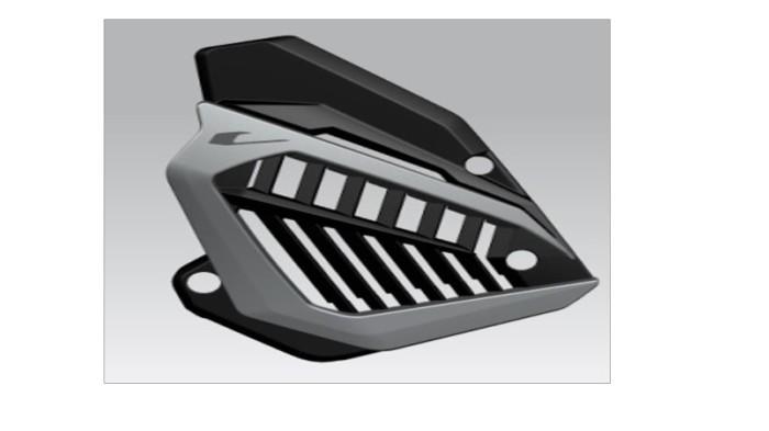 harga Garnish radiator (hiasan radiator) new vario 2018 original honda Tokopedia.com