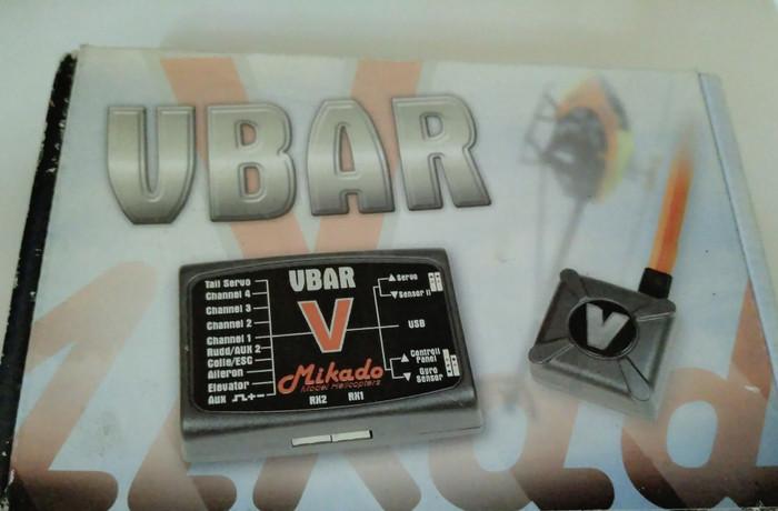 Jual MIKADO VBAR SILVERLINE - modul FBL / Flybarless u/ mikado align tarot  - Kota Tangerang Selatan - heavmall   Tokopedia