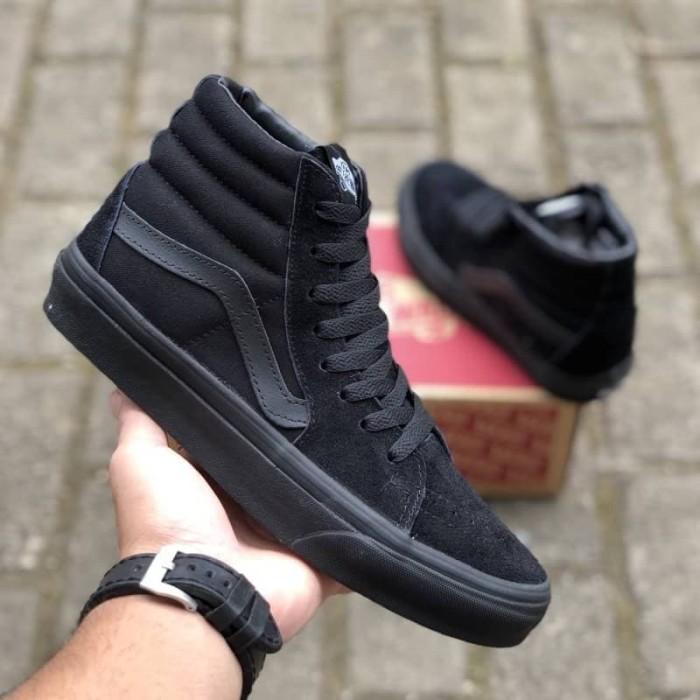 Jual sepatu vans sk8 hi premium dt cek harga di PriceArea.com 96f8294cd7