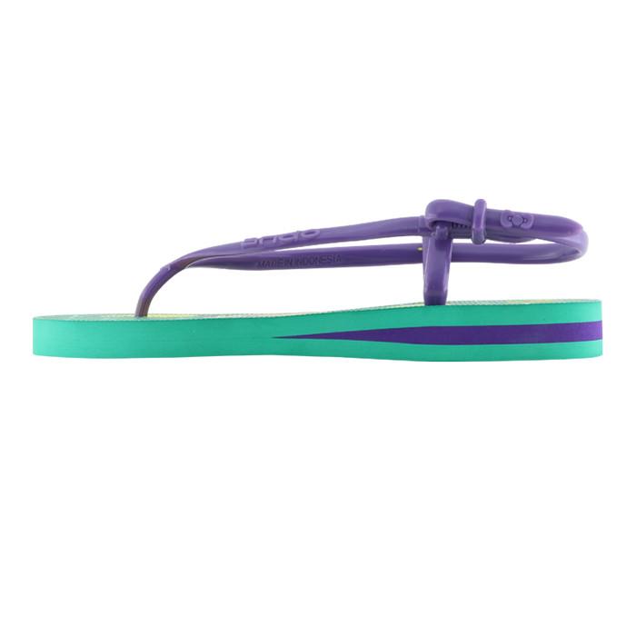 5c3794c779f1 Sandal Surfer Girl Flip Flop Limited Edition SGL Sporty Turkis Ungu -  Turquoise