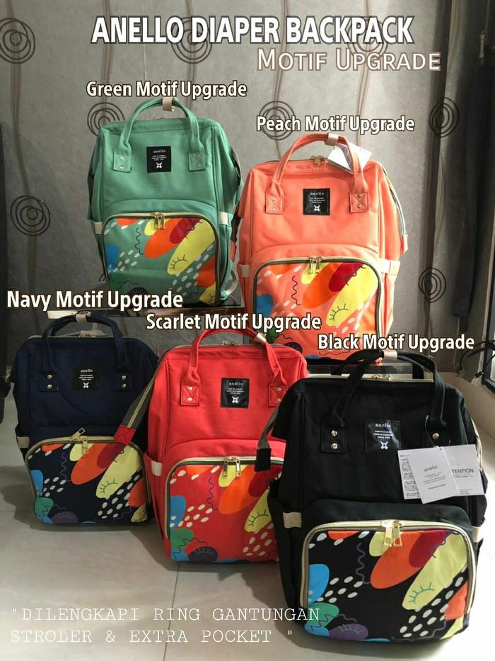 harga Diaper anello /tas diaper backpack anello /tas bayi /tas popok bayi