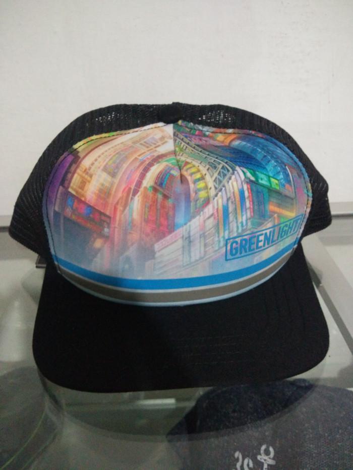 Topi Greenlight original terbaru diskon