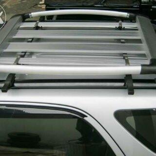 harga Roof rack tersedia warna hitam silver dan putih Tokopedia.com