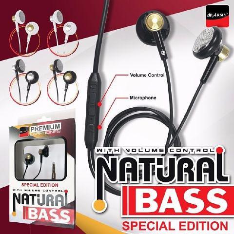 harga Headset army natural bass 4/5 dan special edition Tokopedia.com