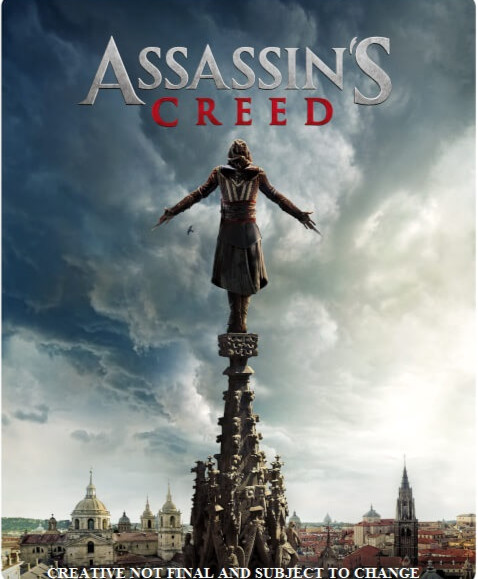 Jual Poster Film Assassins Creed Ds Import A Kota Bandung Tristan Posters Hobbies Tokopedia