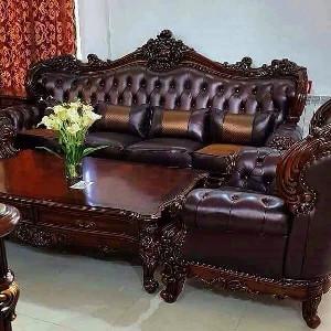 Jual Kursi Tamu Mewah Modern Model Istana Presiden Kab Jepara