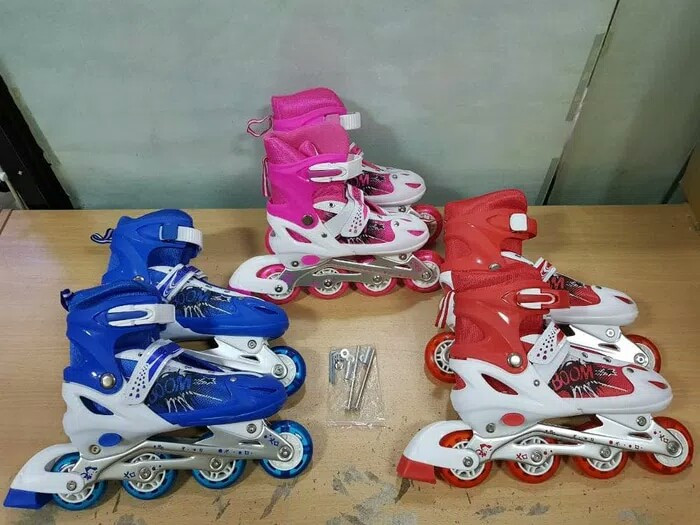 ... harga Roller blade power yucatan grosir murah sepatu roda anak inline  skate Tokopedia.com a94ee874dc