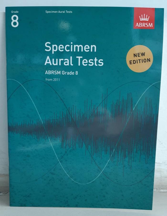 harga Specimen aural tests grade 8 Tokopedia.com