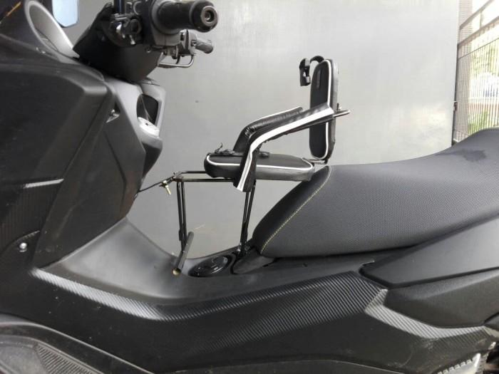 harga Kursi boncengan anak motor tipe nmax + bracket nmax Tokopedia.com