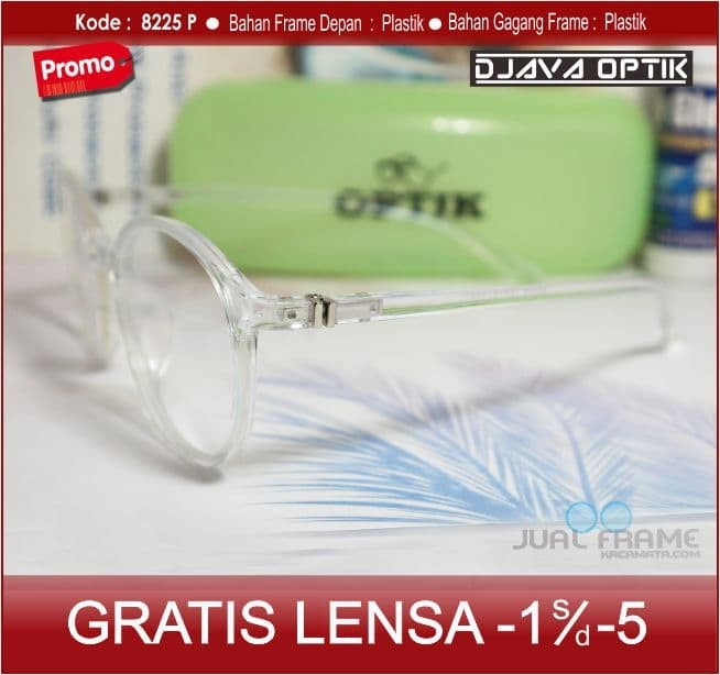 Jual Kacamata Lensa Minus Plus Antiradiasi frame Cewek cowok bulat ... 84aaeb7884