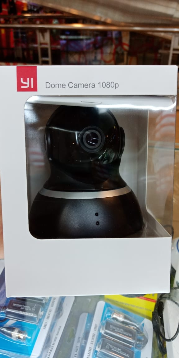 harga Xiomi yi dome kamera 2mp full hd+memory 32gb internasional version Tokopedia.com