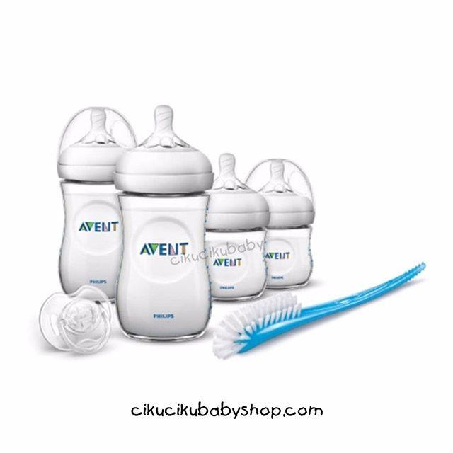 harga Philips avent newborn starter set natural / botol susu bayi Tokopedia.com