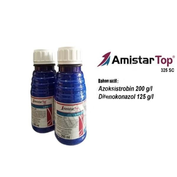 Foto Produk Amistartop 325 SC 100 Ml Basmi Jamur dari Purotani