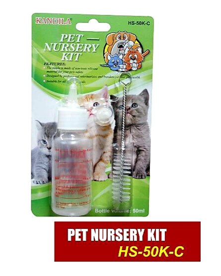 harga Dot bayi kucing / botol susu 1set 50ml Tokopedia.com