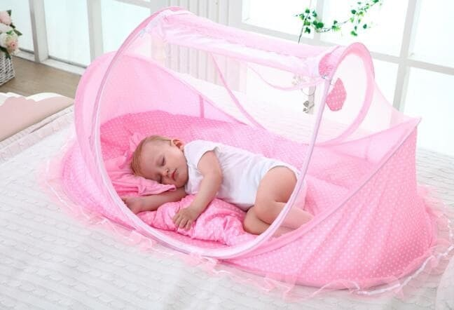 harga Tempat tidur kelambu bayi musik series 3 in 1 + kasur bantal Tokopedia.com