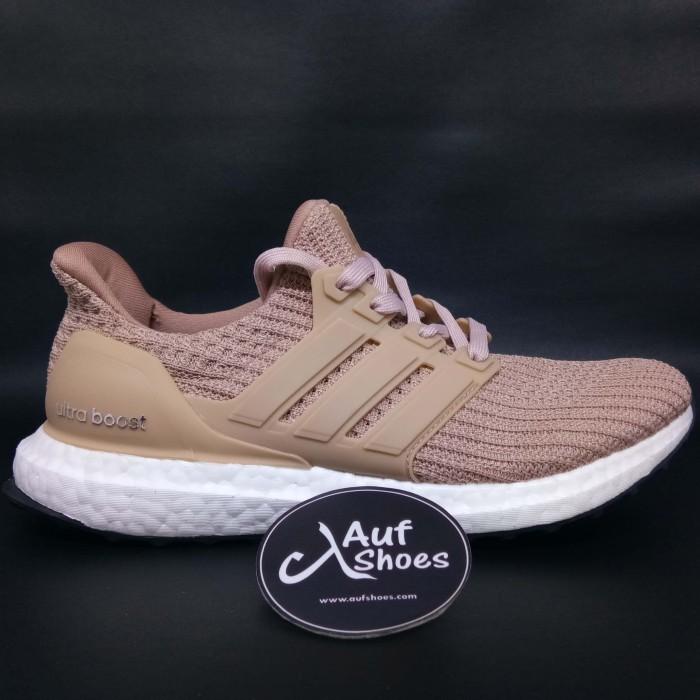 a07aedb6090c8 Jual Adidas Ultra Boost 4.0 Pale PInk - Merah Muda