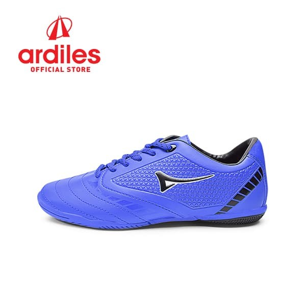 harga Ardiles men coastral sepatu futsal - hitam/biru royal - biru 43 Tokopedia.com