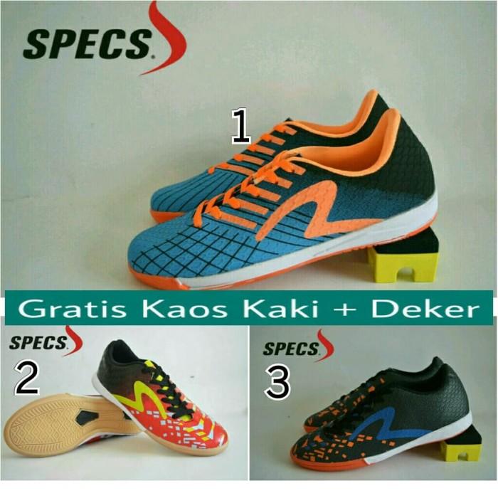 Jual SEPATU FUTSAL SPECS VERTECS GRADE ORI BFT - Box Footwear ... a70642f19b