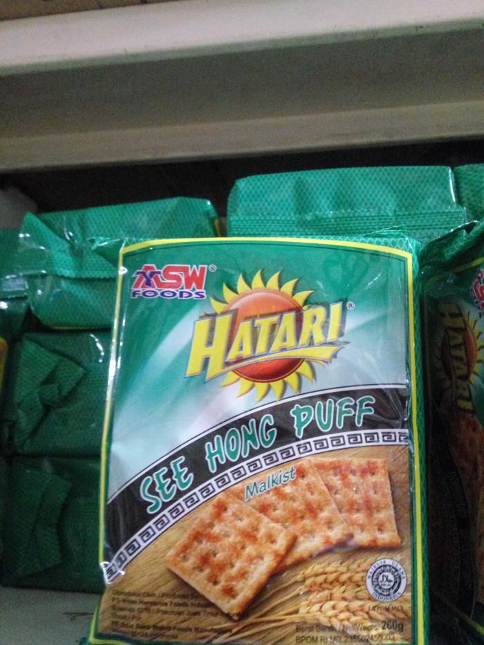 Biskuit HATARI Rasa Original