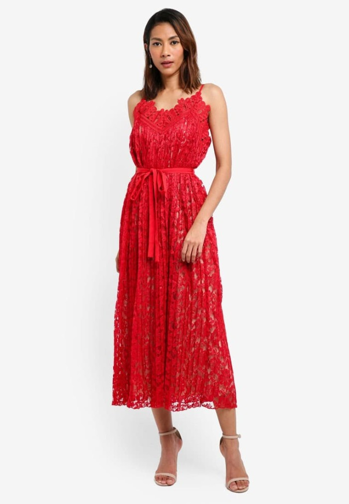 Foto Produk Little Mistress Cayenne Lace Dress dari lover