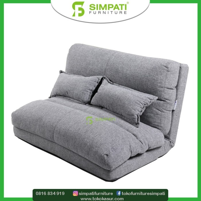 Foto Produk Sofa Bed Inoac Yukata Ride lebar 90 cm dari Simpati Furniture