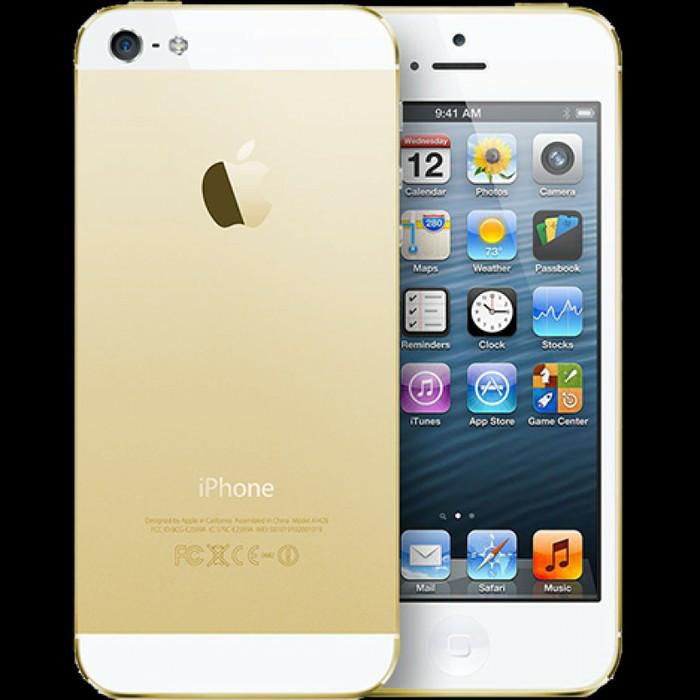 harga Iphone 5s 64gb gold garansi distributor Tokopedia.com