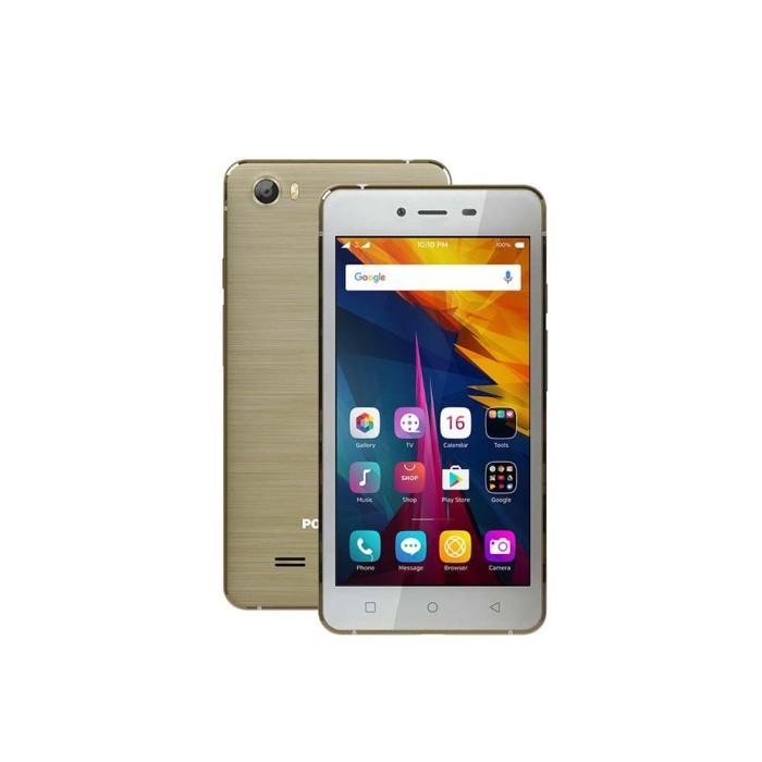harga Polytron prime 7 p500 smartphone - gold [32gb/ 3gb] - emas Tokopedia.com