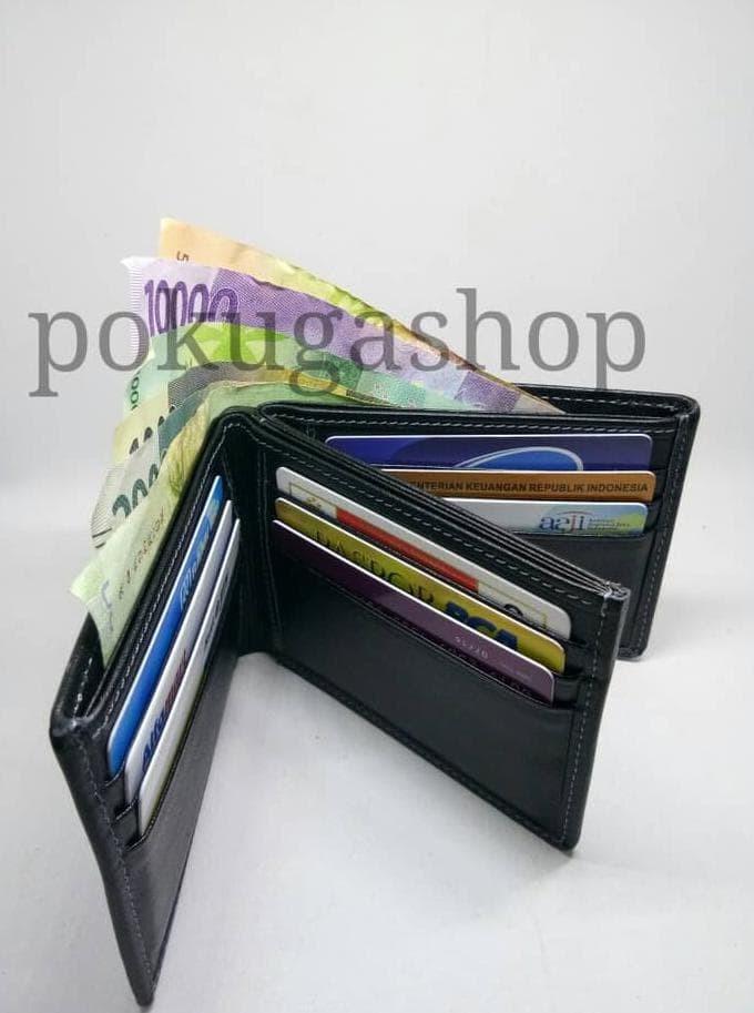 Jual Dompet Kulit Pria Banyak Slot Premium   Dompet Garut  Dompet ... 680931f0fb