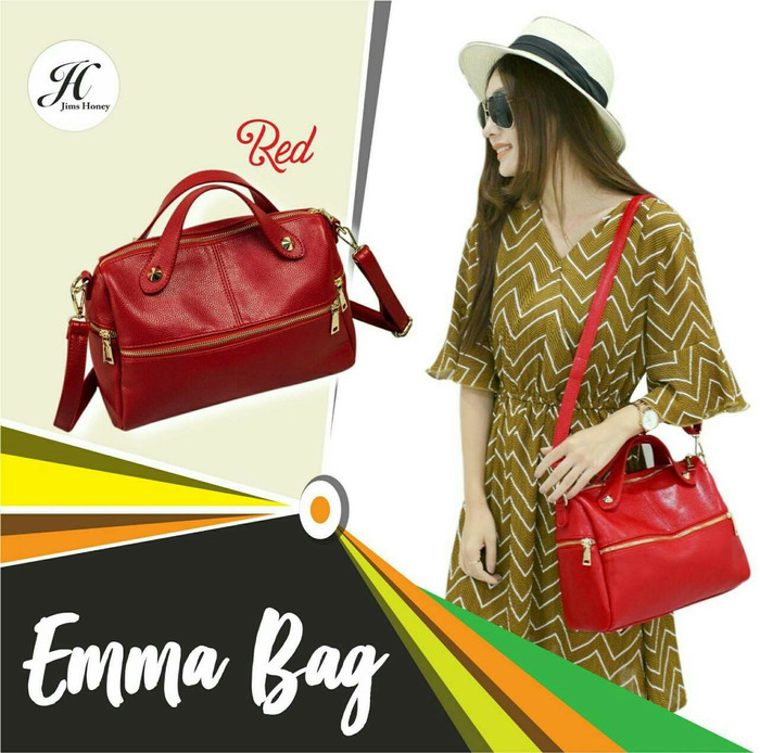 EMMA BAG JIMS HONEY - Navy