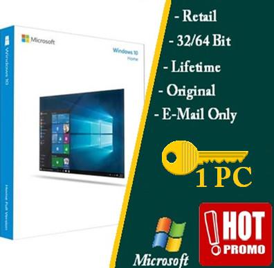 harga Lisensi product key windows 10 home [retail] Tokopedia.com