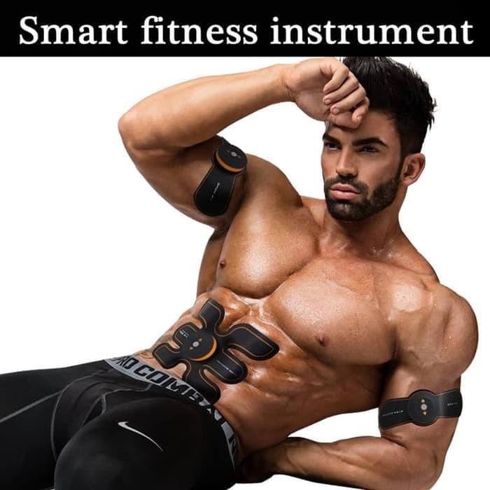 harga Smart fitness ems musle training alat pengencang otot sixpad Tokopedia.com