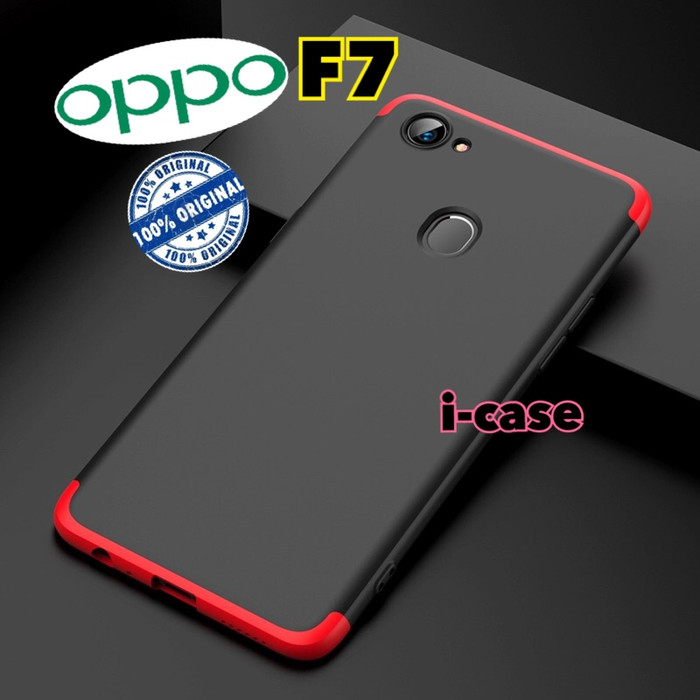 separation shoes 51991 7a138 Jual Oppo F7 case 360 - cover oppo f7 jamin original GKK - Jakarta Utara -  i-case | Tokopedia