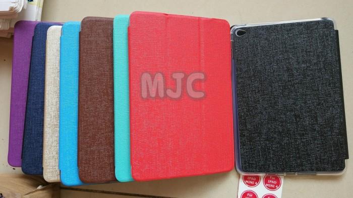 harga Gea flip shell ipad mini 4 book cover original Tokopedia.com