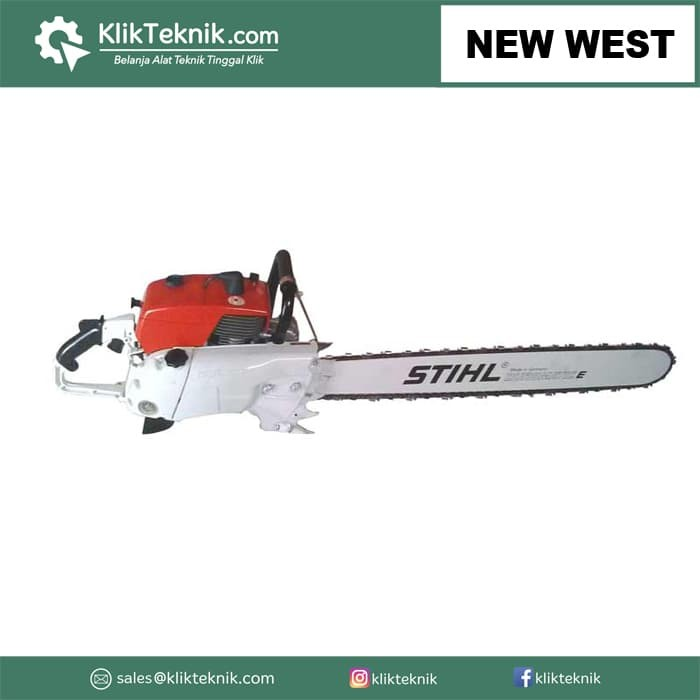 harga Chainsaw new west 070 (bar stihl) Tokopedia.com