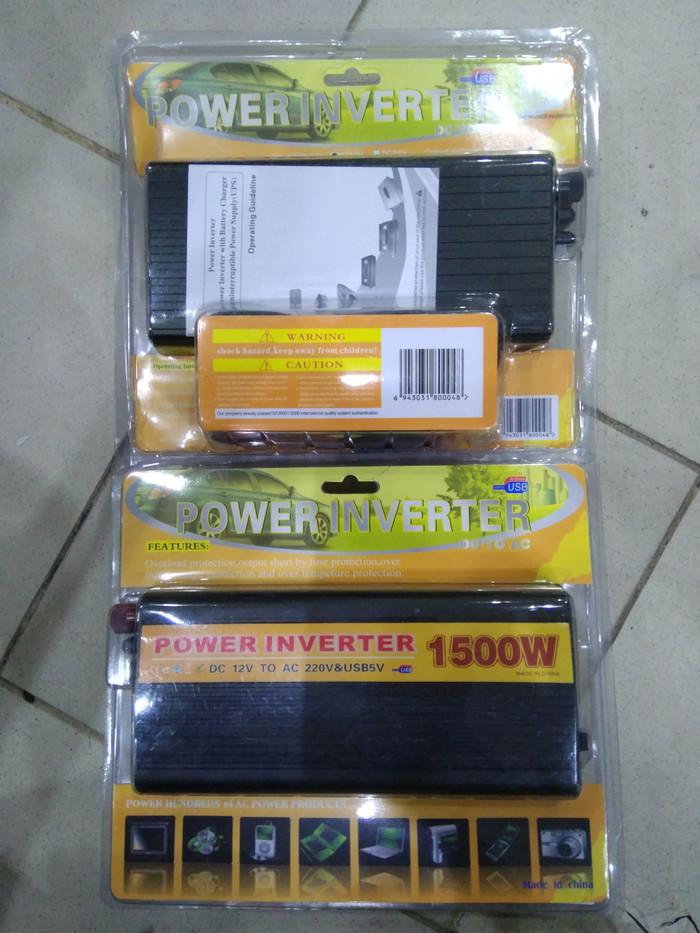 harga Power inverter 1500watt Tokopedia.com