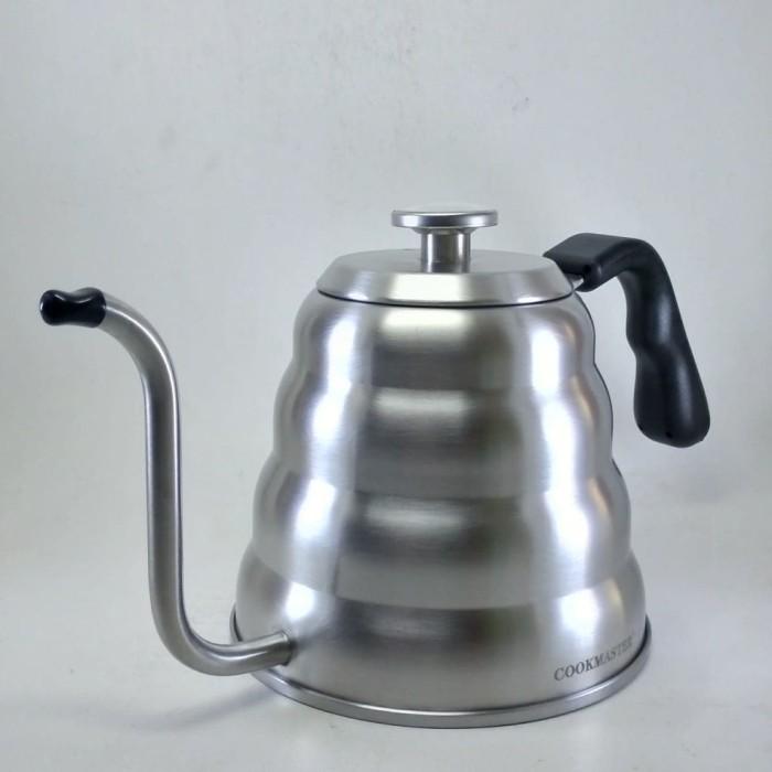 mouth pot coffee pot chongcha stainless steel. Source · harga Teko leher .