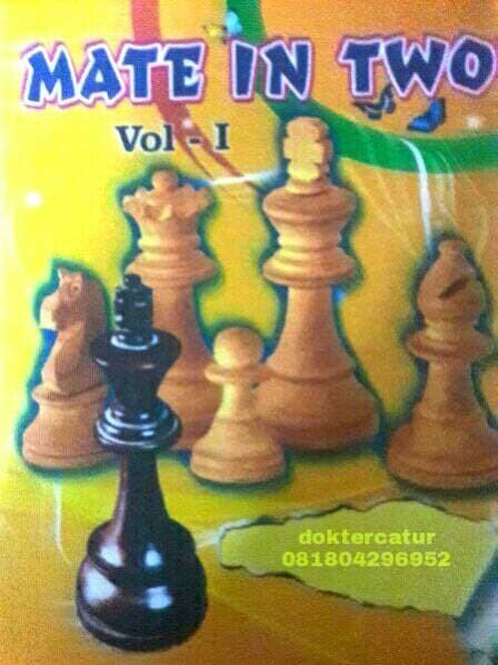 harga Buku catur problem catur mat dua langkah Tokopedia.com