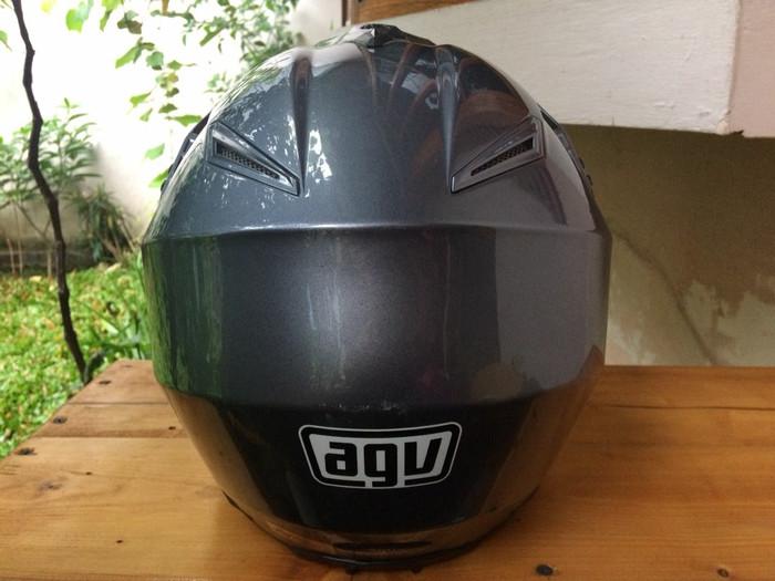 Helm AGV AX8 Evo Dual supermoto arai tour cross hjc airoh shoei nolan 2