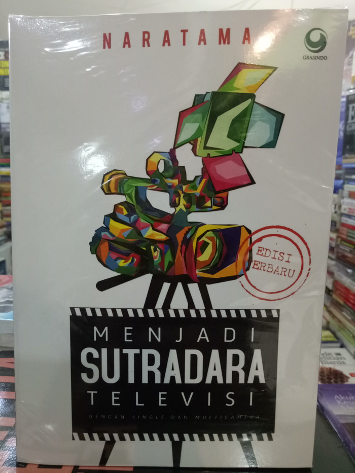 harga Menjadi sutradara televisi(dengan single dan multicamera) edis terbaru Tokopedia.com