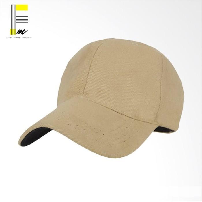 Jual Topi Baseball Cap Pria Polos Cream Army Tactical Color ... eb39a672d9