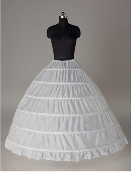 harga Petticoat peticoat rok pengembang rok gaun pengantin 6 ring Tokopedia.com