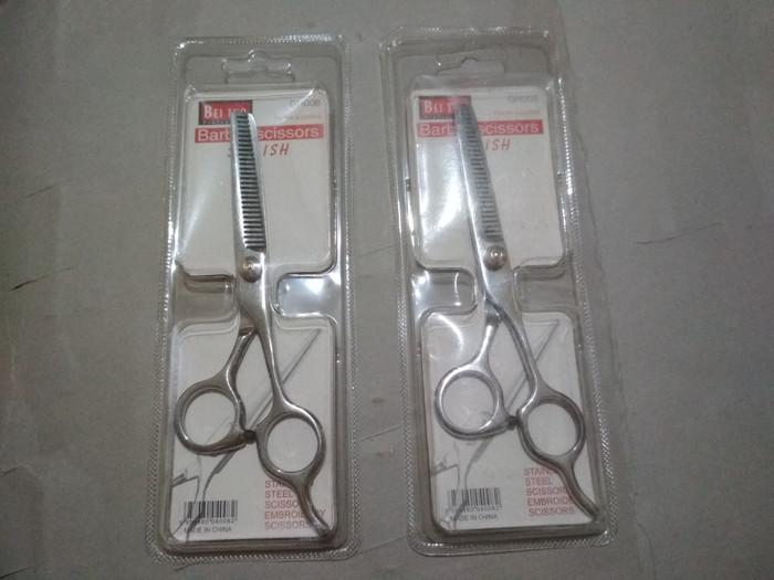 harga Gunting sasak stylish stainless steel beitwo profesional/gunting salon Tokopedia.com
