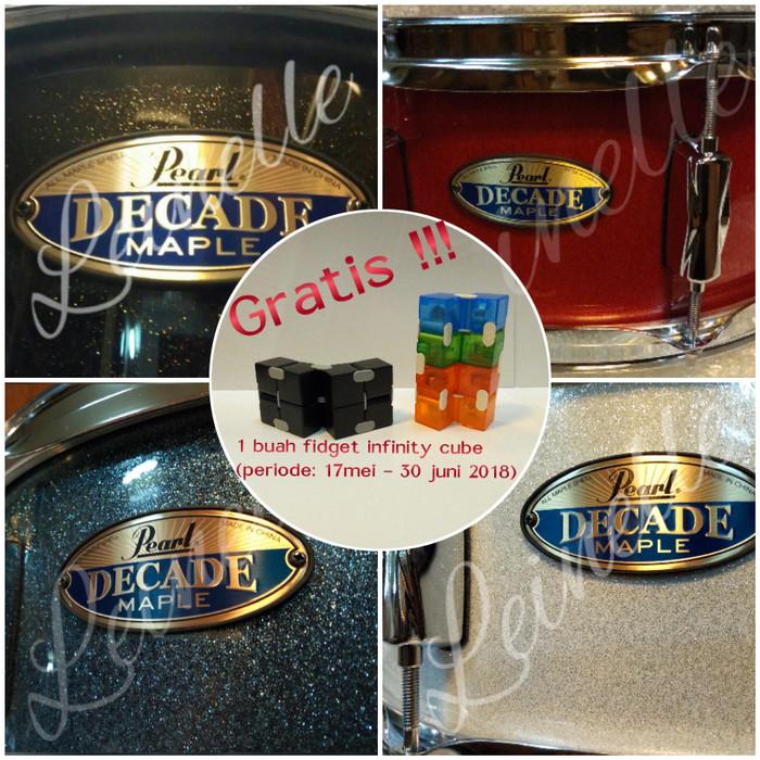 harga Snare drum pearl decade maple Tokopedia.com