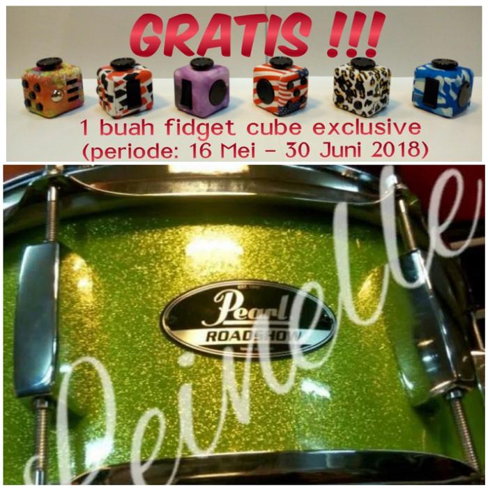 harga Pearl snare drum roadshow lime green Tokopedia.com