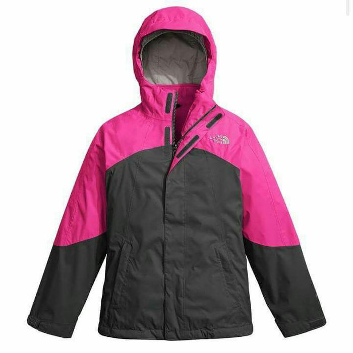 Jaket gunung hiking TNF wanita womens pink Not rei eiger salomon jws 01359afd07