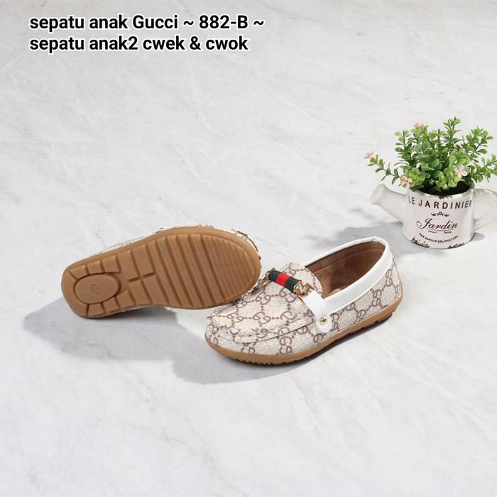 Jual 18 Sepatu Anak 2 Gucci London cewek   cowok Series   882-B ... 23c8abb85c