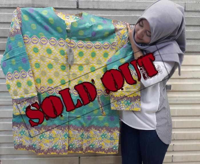 harga Blus jumbo batik binzah kode 0366 big size Tokopedia.com