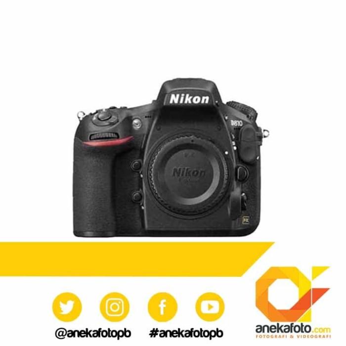 harga Nikon d 810 / d810 dslr camera body only Tokopedia.com